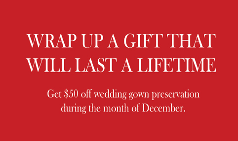 Wrap up your most precious gift!