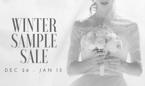 Annual Winter Sample Sale!